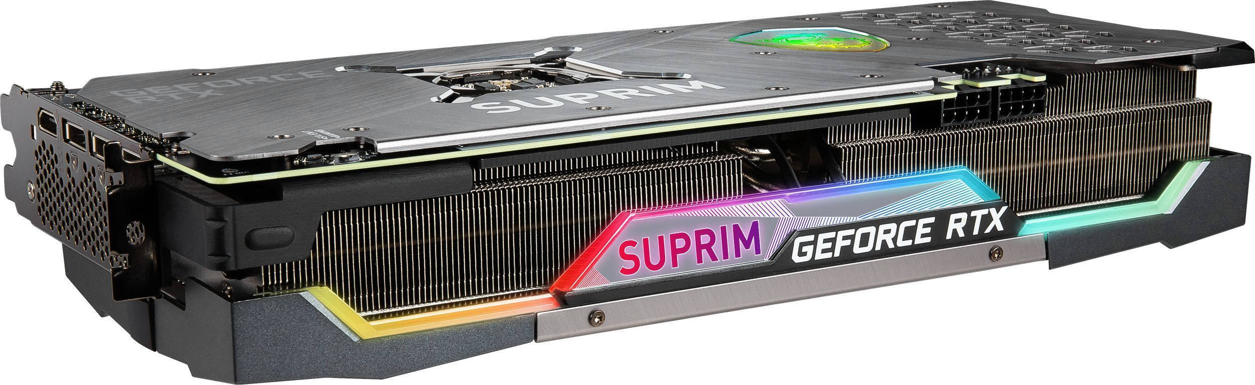 GeForce RTX 3070 SUPRIM X - Triple Fan - 8Go