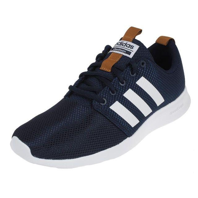 Adidas Neo Chaussures running Cf swift racer Bleu 74331