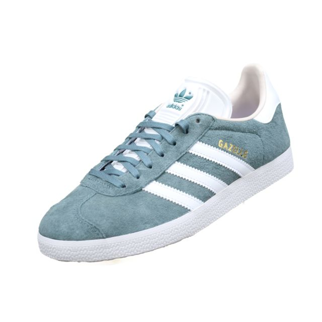 meet c143c ef586 Adidas - Gazelle W B41661 Vert D Eau
