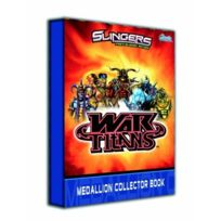 Upper Deck - Slingers War Titans Collector Book