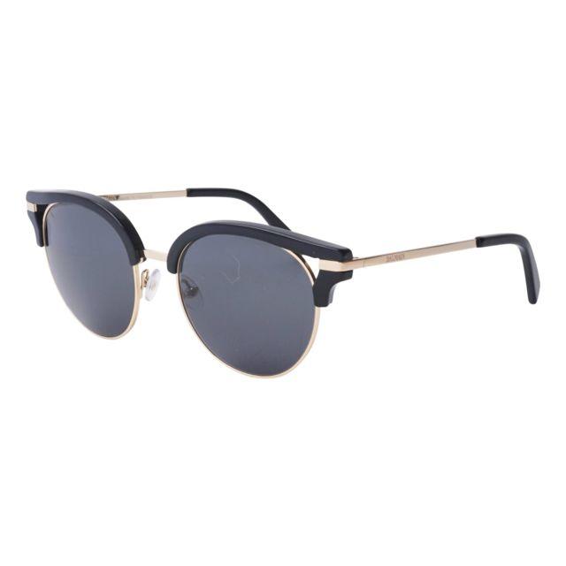 good texture wholesale low priced Lunettes de soleil Bl-2116 01 Femme Noir