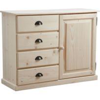meubles cuisine bois brut - achat meubles cuisine bois brut pas