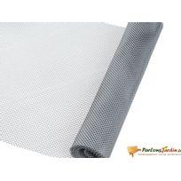 Nature - Grillage en maille hexagonale plastique Hdpe gris 5mm H0,5xL3m