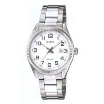 Casio - Ltp-1302D-7B - Montre Femme - Quartz - Analogique - Bracelet Acier Inoxydable Argent.Dimensions du diamètre 34,50mm x 30,20mm x 8,70mm H x L x P