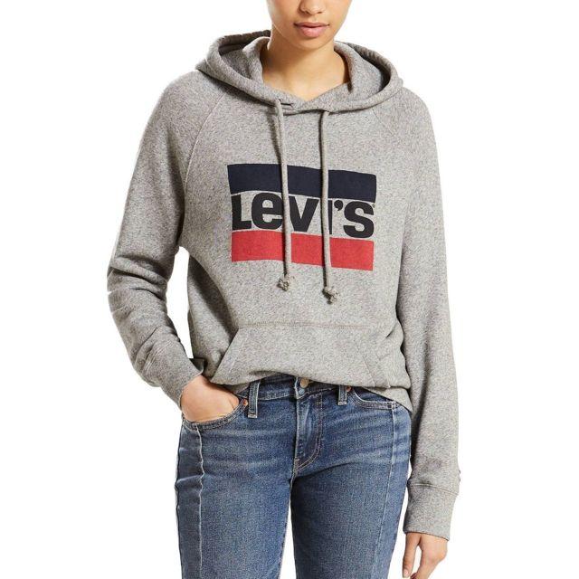 Levi's Sweat Capuche Graphic Sport Hoodie Levis pas cher