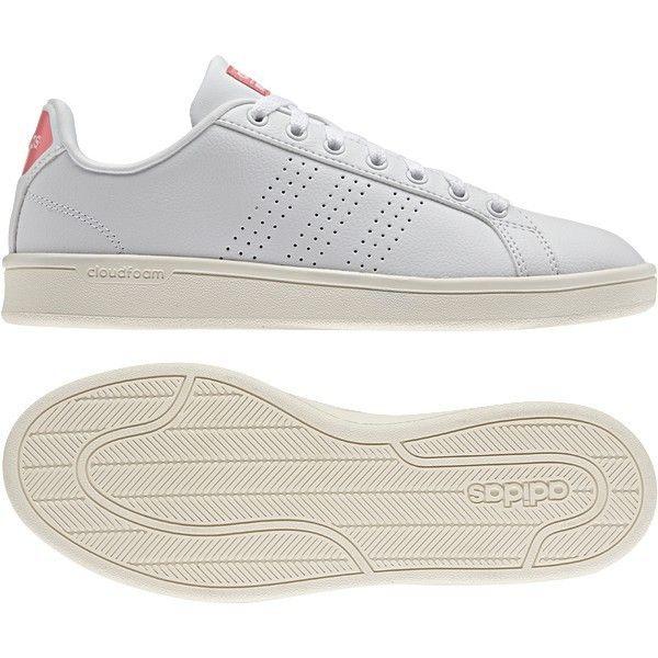 Adidas Cloudfoam Advantage Blanc pas cher Achat Vente