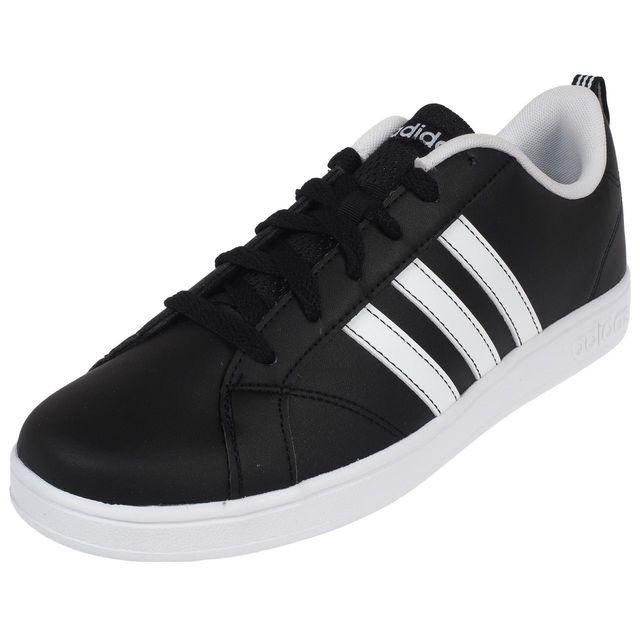Adidas Neo Chaussures mode ville Advantage vs k noir Noir