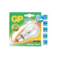 Gp - Energy Saver Classic - Halogenglühlampe - Form: A55 - E27 - 42 W Entsprechung 55 W Warmweiß