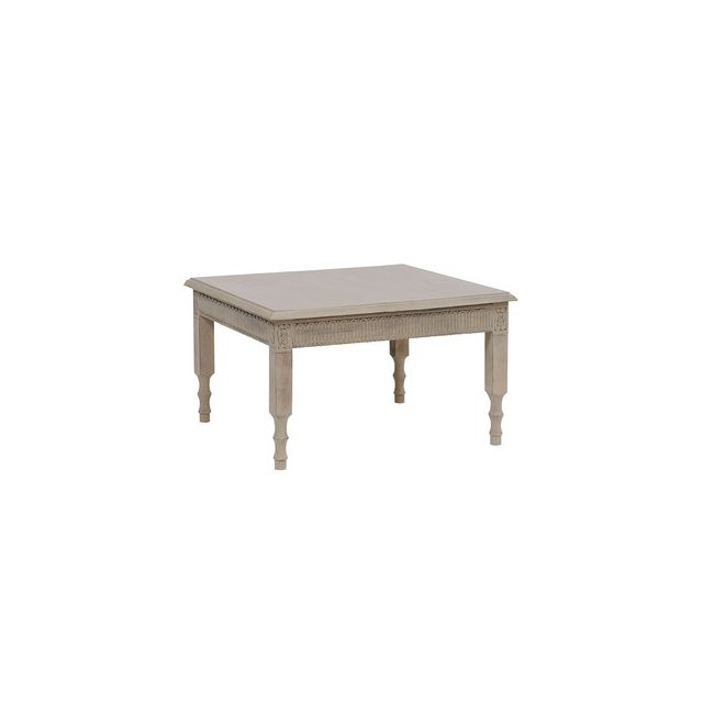 Jardin d\'Ulysse - Table basse Manguier patiné Gris ...