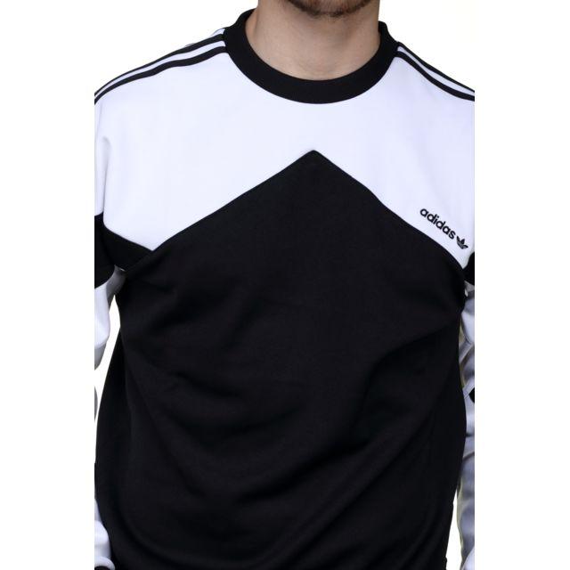 Adidas Palmeston Crew Dj3455 Black pas cher Achat