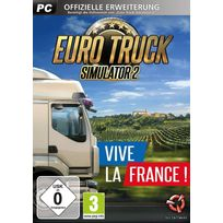 JUST FOR GAMES - DLC - EUROTRUCK SIMULATOR 2 - Vive la France - PC