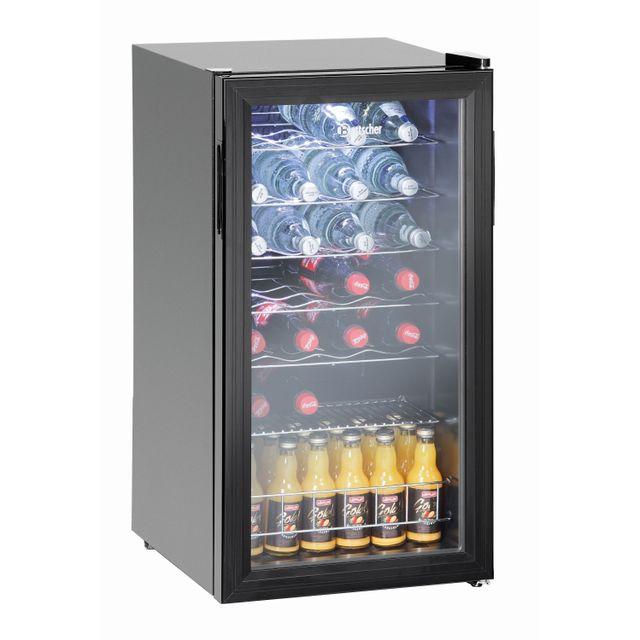 Bartscher Refrigerateur a boissons 88L
