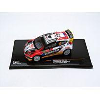 Ixo - Ram570 - VÉHICULE Miniature - ModÈLE À L'ÉCHELLE - Ford Fiesta Rs Wrc - Rallye Monte Carlo 2014 - Echelle 1/ 43