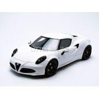 Top Marques Collectibles - Alfa-romeo 4C - 2013 - 1/18 - Top03MW