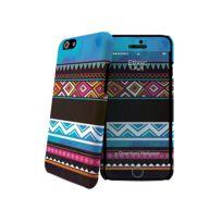 I-PAINT - Coque ''Hard Case'' pour Iphone 6 + Film de protection - Ethnic