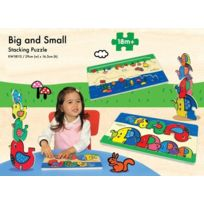 K's Kids - Kw18113 - Jeux D'EVEIL - Big And Small Stacking Puzzle