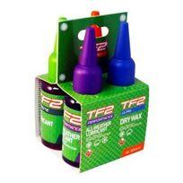 Weldtite - Pack Mini lubrifiants Tf2 4x50ml