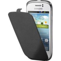 Anymode - Etui coque Samsung noir pour Galaxy Young S6310