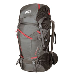 Sac à Dos Trekking 40/49l Millet Mount Shasta 45+10 Tarmac/noir H93FGA87Nn