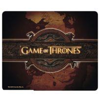 Abystyle - Game Of Thrones Le trone de fer Tapis de souris Logo & Carte