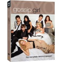 - Gossip Girl - Series 2 - Complete IMPORT Anglais, IMPORT Coffret De 7 Dvd - Edition simple
