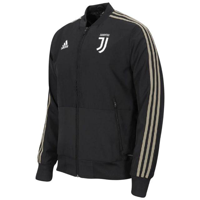 vente pas cher à bas prix veste a capuche juventus noir