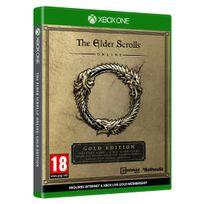 BETHESDA - The Elder Scrolls Online - GOLD EDITION - XBOX ONE