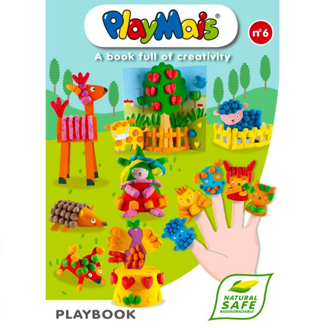 Playmais - Livre Play Book n°6