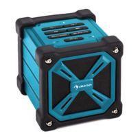 Auna - Trk-861 Enceinte Bluetooth mobile batterie -bleue