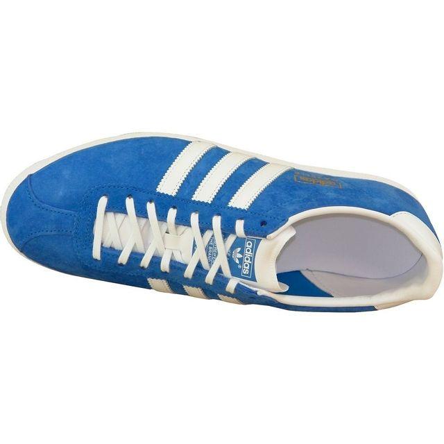 Adidas - Gazelle Og G16183 Homme Baskets Bleu
