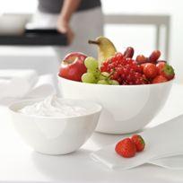 Asa - Saladier en porcelaine Fine bone - Blanc A Table