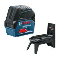 Bosch - Laser GCL 2-15 + RM1 + Sac transport + Box de rangement - 0601066E00