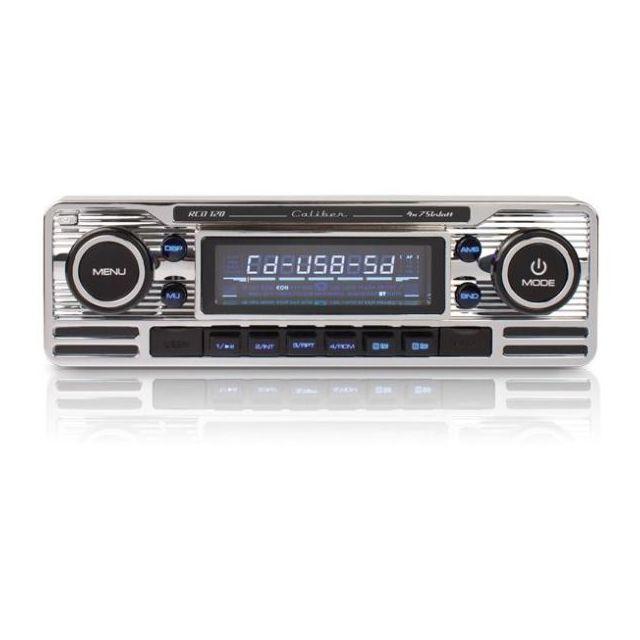 Caliber Autoradio Mp3 Rcd 120