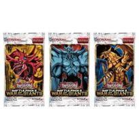 Yu-gi-oh - Booster de 5 cartes War of Giants version Allemande