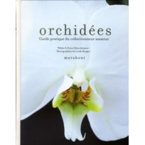 Marabout - orchidées ; guide pratique du collectionneur amateur