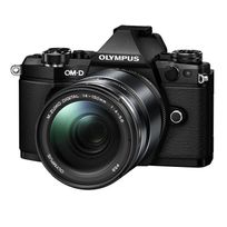 Olympus - Pack Om-d E-m5 Mark Ii Noir + 14-150 Ii Noir Garanti 3 Ans