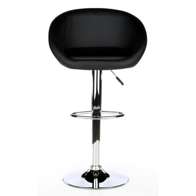 Hjh Office Tabouret De Bar Tabouret Haut Mellow Simili Cuir