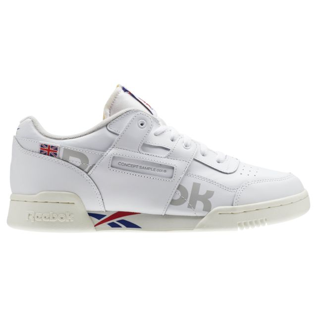 Chaussures Reebok ROS Workout TR 2.0 Modern blanc gris clair femme