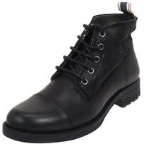 Jack&JONES - Chaussures montantes Jack and jones Sirca lthr anth mid boot Gris 23730