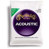 Martin - M530 Cordes guitare folk extra light .010047