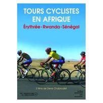 Paradise - Tours cyclistes en Afrique : Érythrée - Rwanda - Sénégal Dvd
