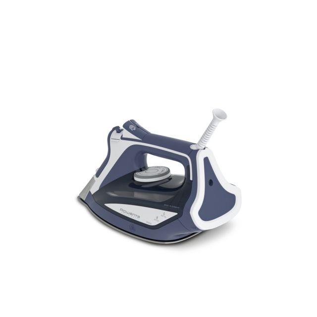 ROWENTA Fer vapeur Focus Excel - DW5210D1 - Bleu/Blanc