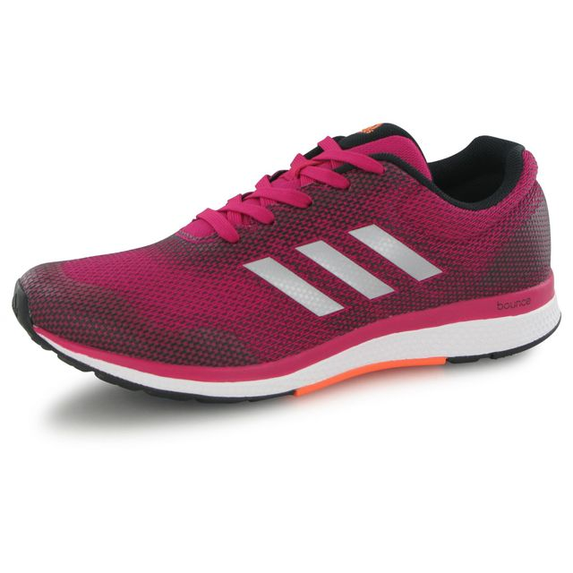 Adidas Chaussures Mana Bounce Rose Femme pas cher Achat