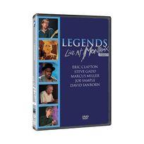 Eagle Rock - Legends - Live At Montreux - 1997