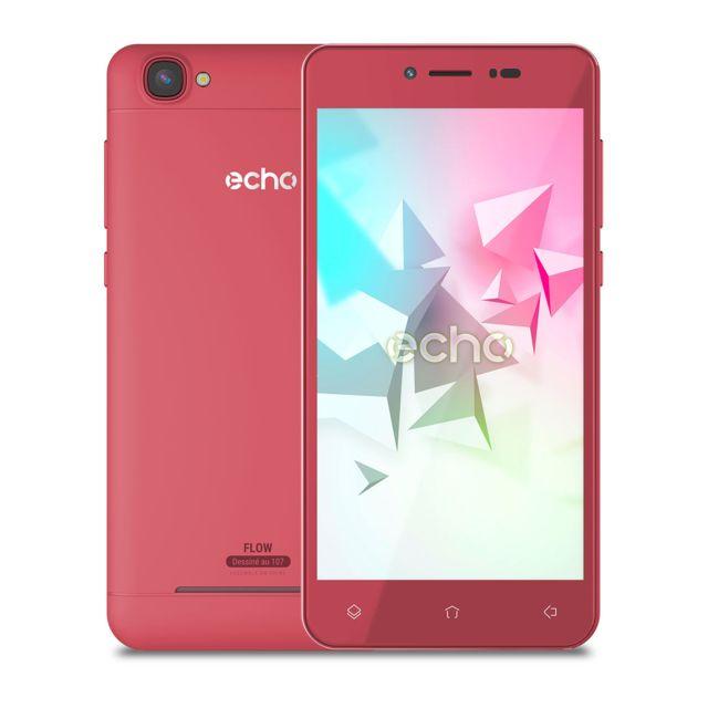 ECHO Smartphone Flow - Rouge