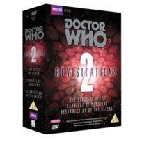 - Doctor Who - Revisitation Box Vol.2 IMPORT Anglais, IMPORT Coffret De 6 Dvd - Edition simple