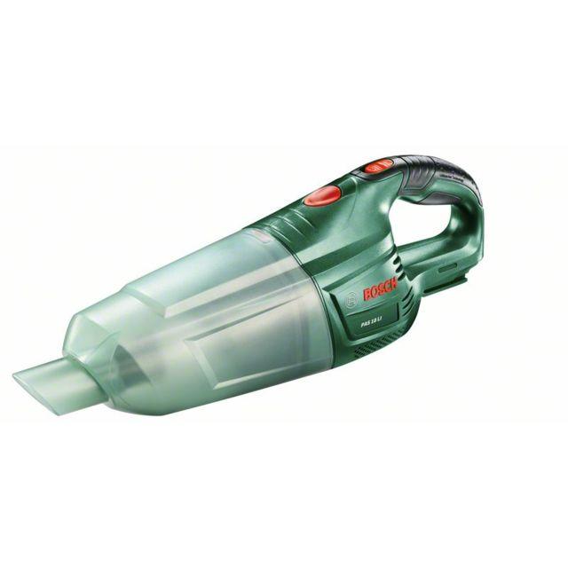Bosch Aspirateur à main sans fil sans batterie ni chargeur, Pas 18 Li