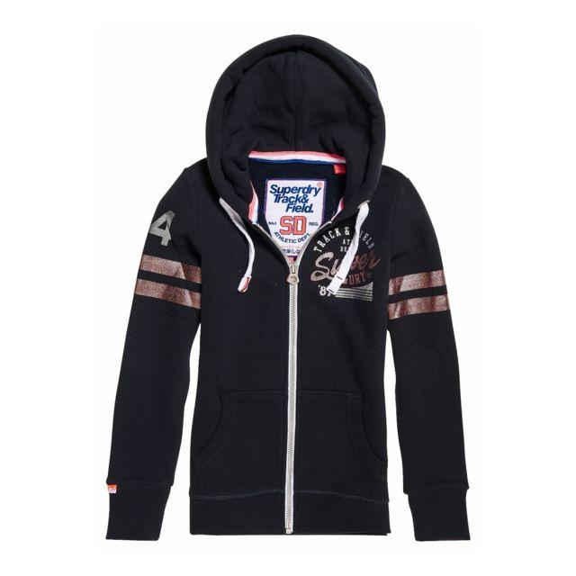 prix bas faible veste superdry fuji marin homme fcf91