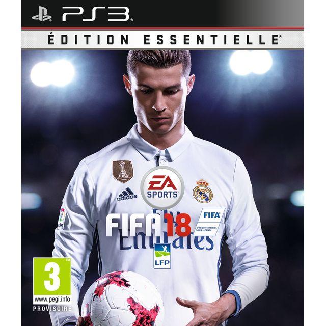 ELECTRONIC ARTS - FIFA 18 - Édition Essentielle - PS3