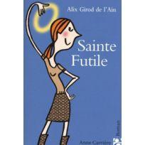 Anne Carriere - Sainte Futile